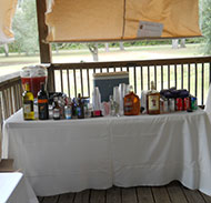Bar on the Deck