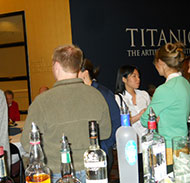 Titanic Exhibit Party